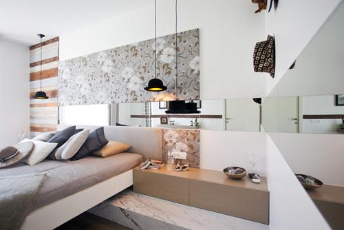 Güneṣli Park Gardenya eclectic bedroom