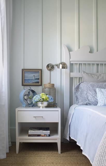 Guest Bedroom 1 beach-style-bedroom