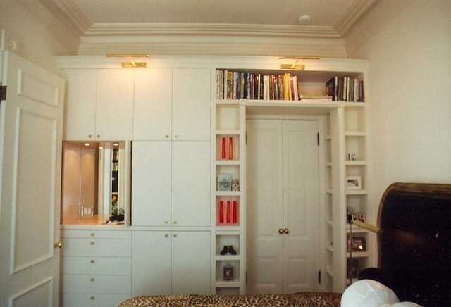 Guest bedroom built in - Eclectic - Bedroom - Other - by ...