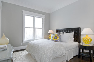 Guest Bedroom Traditional San Francisco By Cardea Building Co