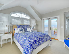 Guest Bedroom beach style bedroom