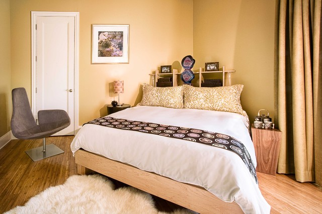 Styling Your Bedroom: The Corner Bed Floor Plan