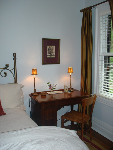 Guest Bedroom is ready! traditional-bedroom