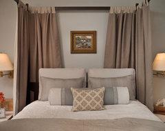 Guest Bedroom transitional-bedroom