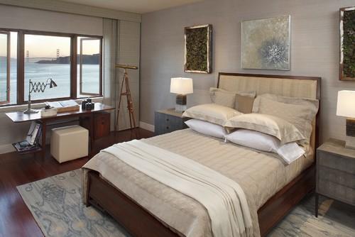 Guest Bedroom modern bedroom