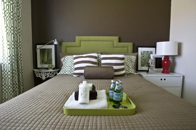 Guest Bedroom. eclectic-bedroom
