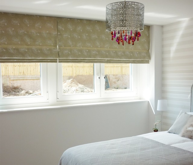 modern bedroom by The Couture Rooms