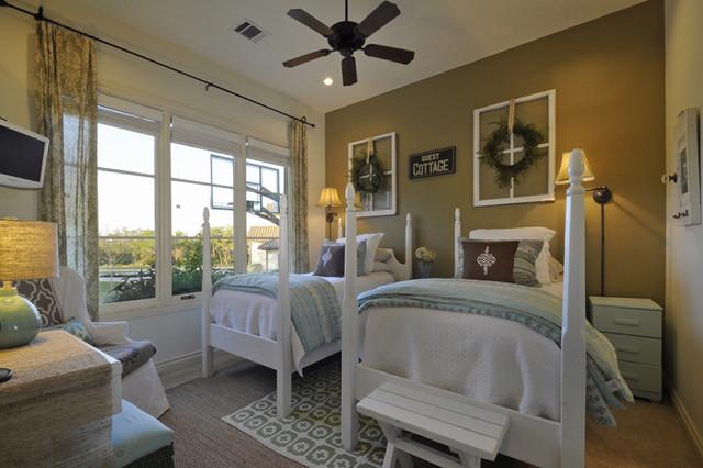 Guest Bedroom eclectic-bedroom