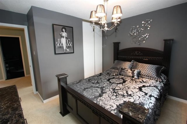 Guest Room - A contemporary twist on the traditional bedroom. traditional-bedroom
