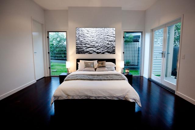 Guest Room By Luisa Interior Design Modern Bedroom Brisbane