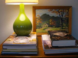 Guest Room / Den eclectic-bedroom