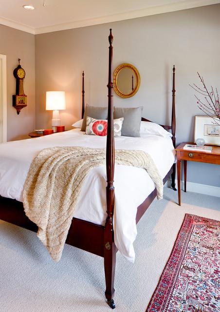 Guest Room traditional-bedroom