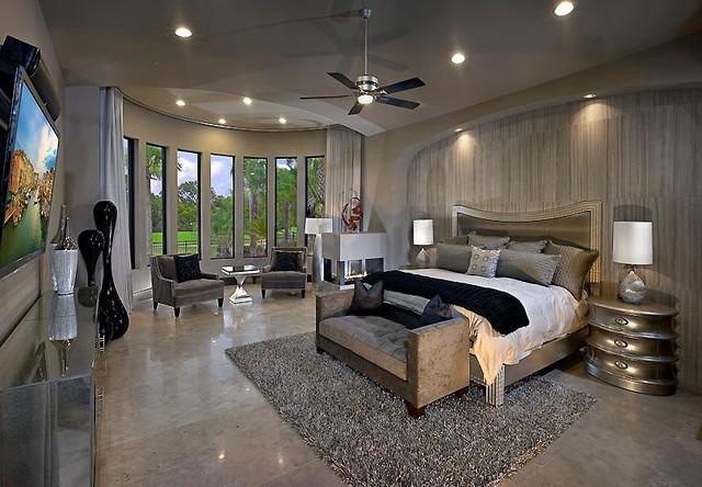 Guido Custom Homes, Inc contemporary-bedroom