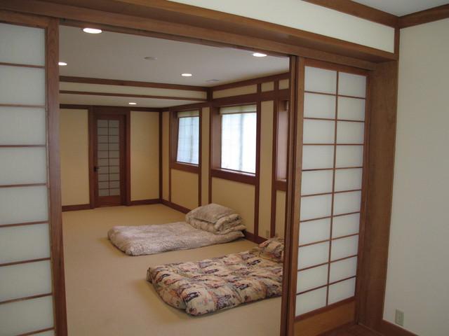Guinn Construction LLC asian-bedroom