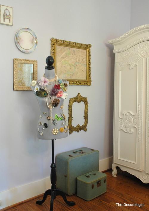 Gustavian Bedroom
