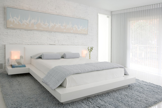 Habachy Designs contemporary-bedroom