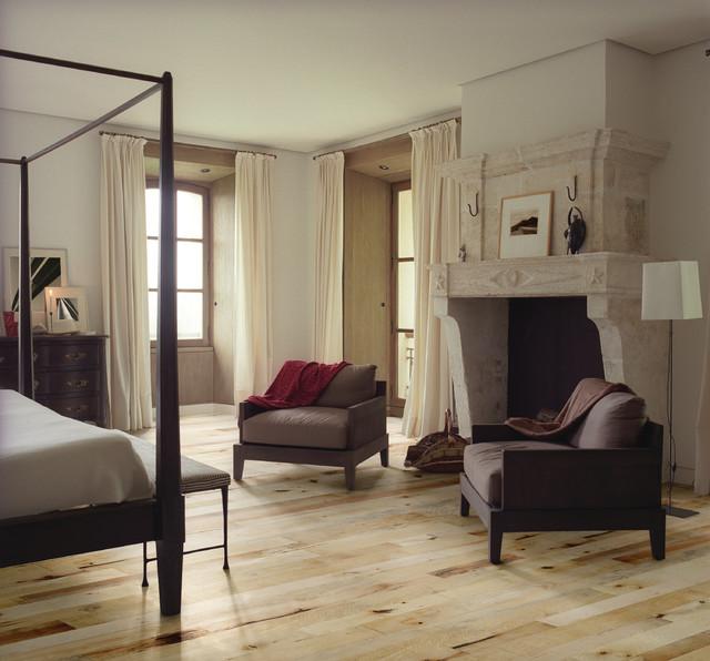 Hallmark floors organic collection anise contemporary bedroom