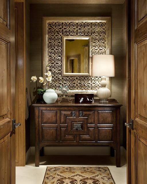 Houzz Home Design Exterior Entrance: Hallmark Interior Design LLC