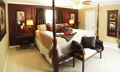 Hampton Master Bedroom