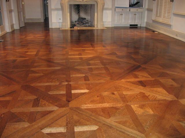 Hardwood Flooring Traditional Bedroom Dallas By