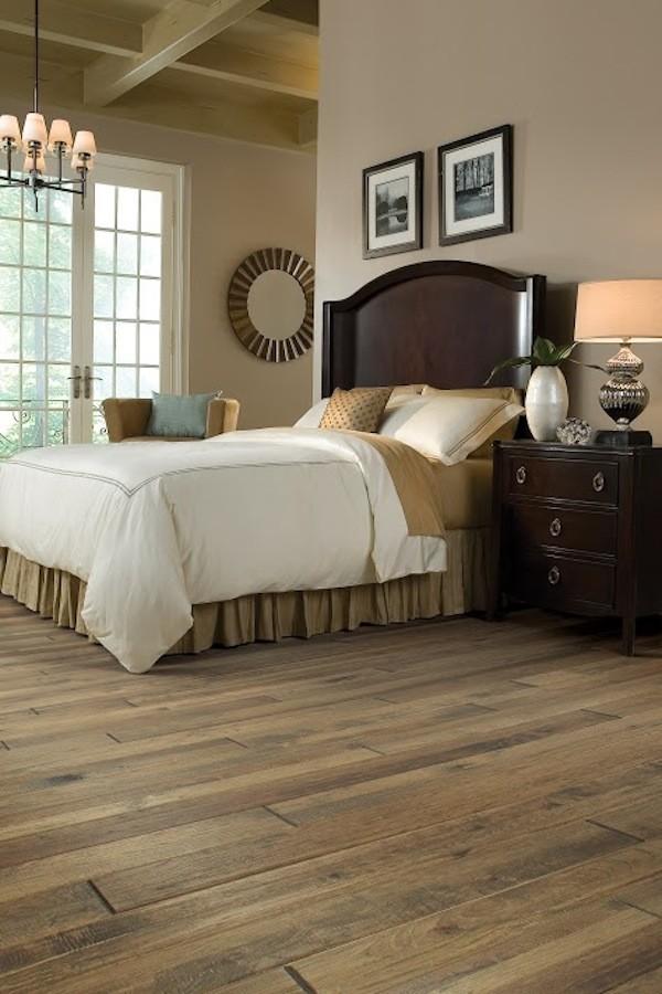 Hardwood Flooring - Traditional - Bedroom - Indianapolis ...