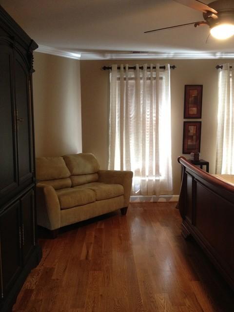 Hardwood Flooring traditional-bedroom