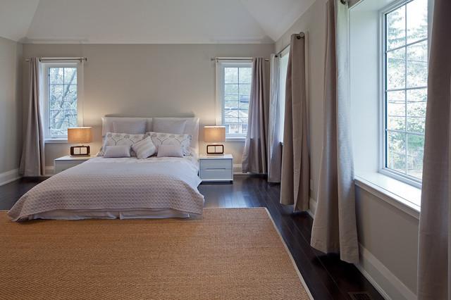 Harlandale Avenue contemporary-bedroom