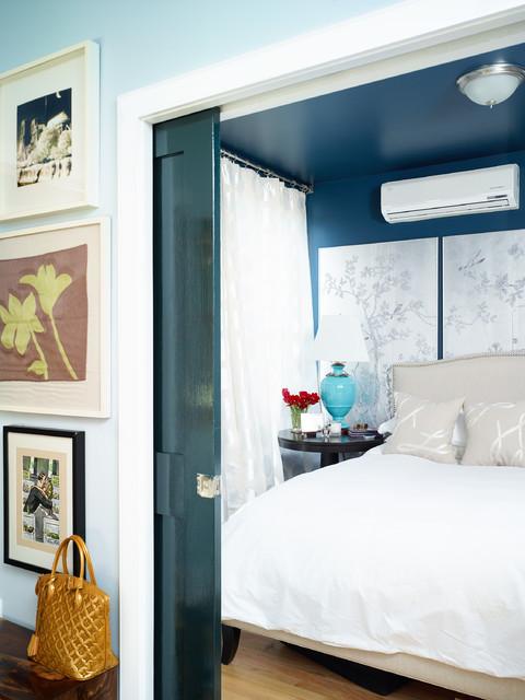 Interior Designers Decorators Harlem Apartment Eclectic Bedroom