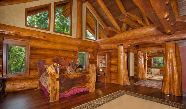 harry scott montagne chambre vancouver par pioneer log homes of british columbia ltd. Black Bedroom Furniture Sets. Home Design Ideas