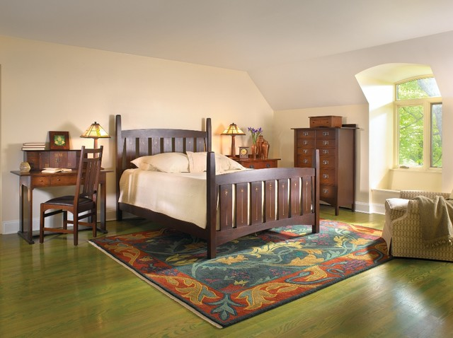 bedroom craftsman bedroom other metro by stickley furniture