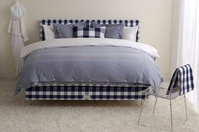 Hastens Modern Contemporary Bedroom Chicago By