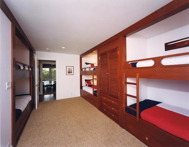 Hausen House contemporary-bedroom