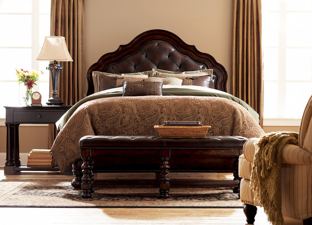 havertys furniture traditional bedroom