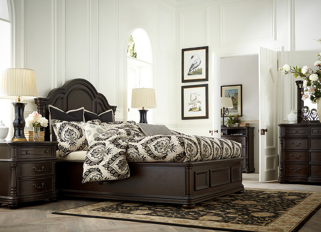 Havertys Furniture - Traditional - Bedroom - other metro ... Havertys