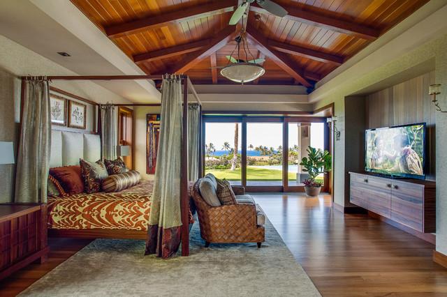 Hawaii 1 tropical-bedroom