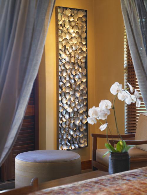 Oyster Shell Wall Art