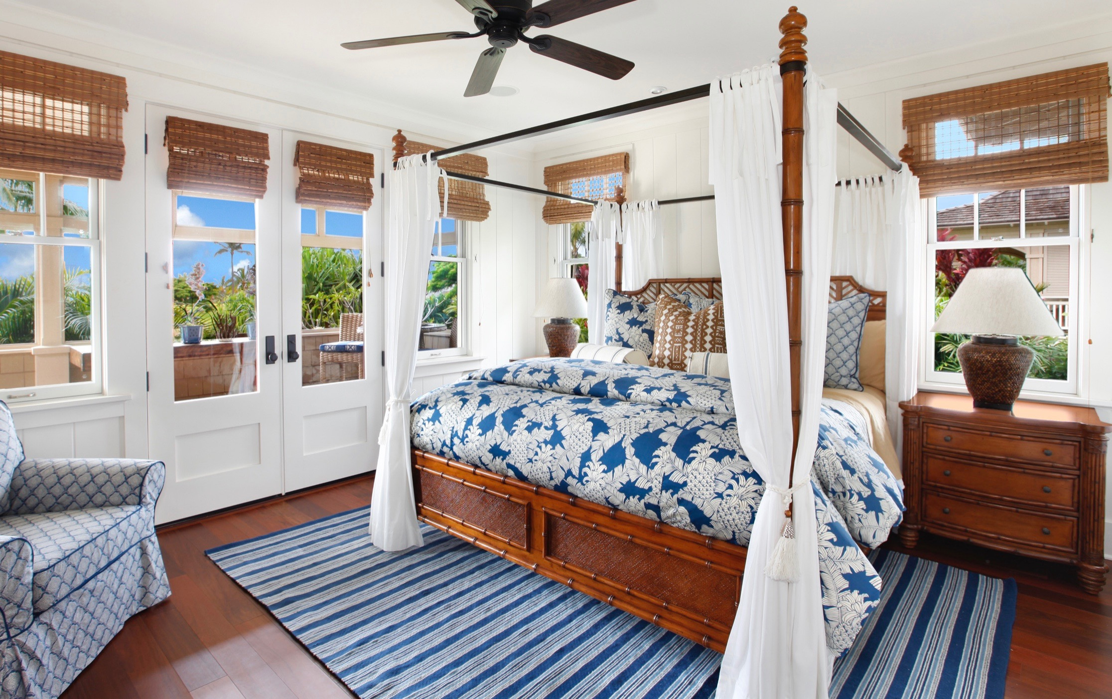 14 Beautiful Tropical Bedroom Pictures & Ideas - July, 14  Houzz