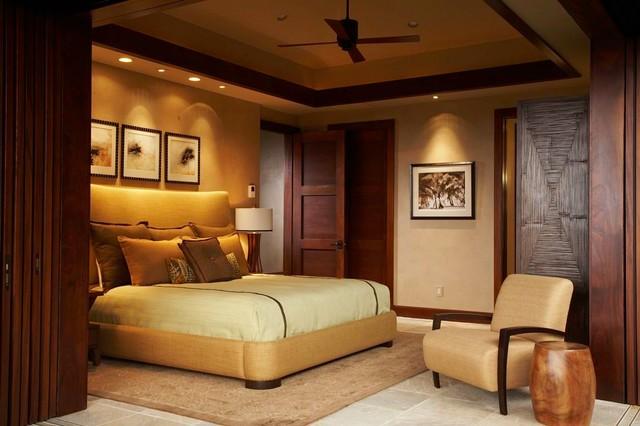 Hawaiian retreat bedroom tropical bedroom hawaii by willman interiors gina willman asid - Master bedroom retreat decorating ideas ...