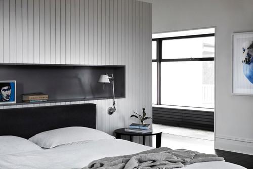 Monochrom einrichten: Wohnen in Schwarz, Weiß und Grau im Trend