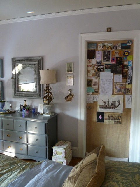 Hayward Park Teen's Room eclectic-bedroom