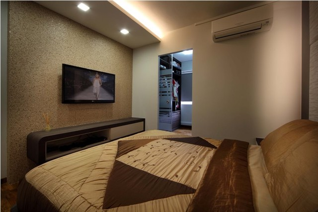 Hdb hougang singapore for Bedroom ideas hdb