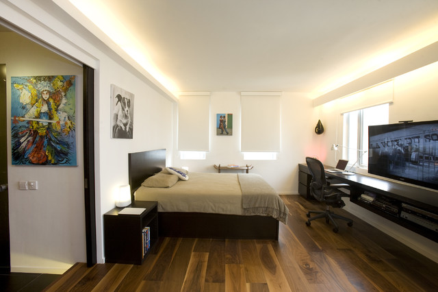 Healthy Garden - Feel like a stylish hotel suite - Moderne - Chambre ...