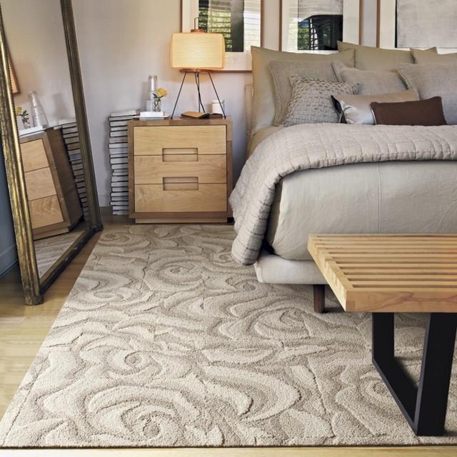 Heavy Petal Contemporary Bedroom Chicago By Flor