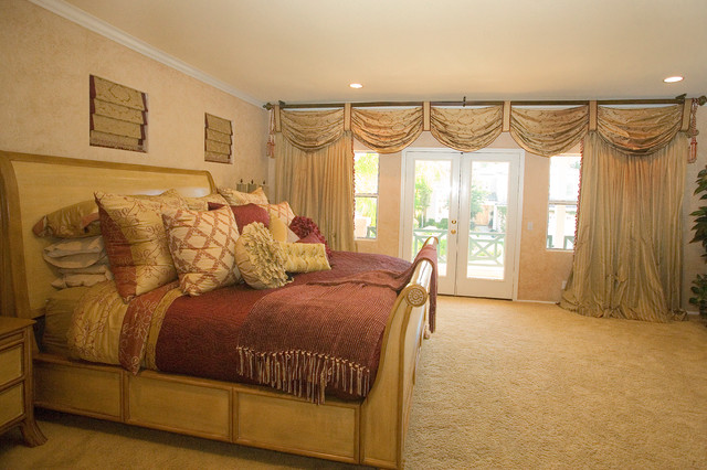 Hendry Residence traditional-bedroom