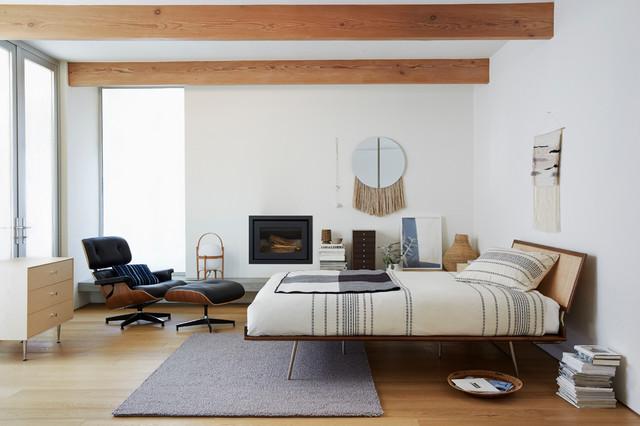 Herman Miller Bedroom Featuring Eames, Herman Miller Bedroom Furniture