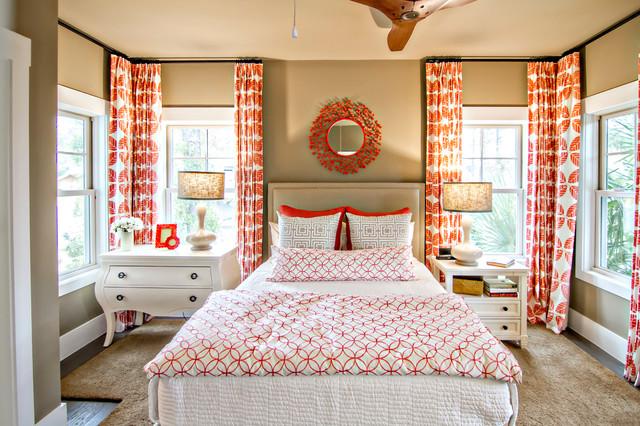 HGTV Smart Home 2013 Tropical Bedroom Jacksonville
