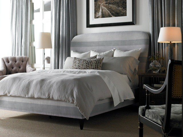 Transitional Bedroom Furniture hickory chair rooms - transitional - bedroom - charlotte -the