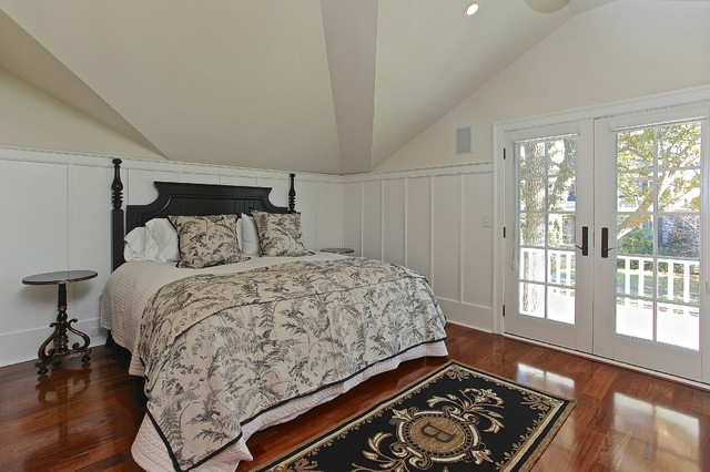 hidden bottom traditional bedroom charleston by southeastern