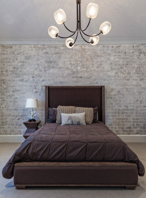 hidden bridge contemporary bedroom other by pb built