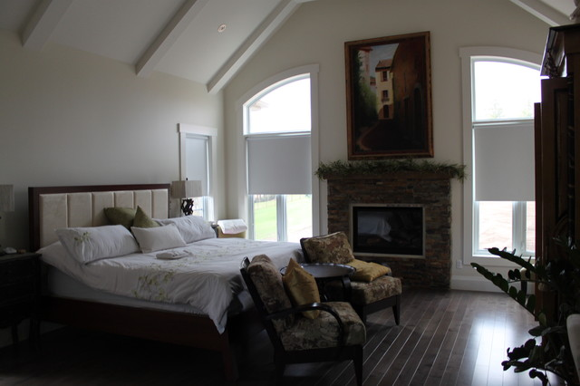 hidden valley home traditional bedroom toronto by promark